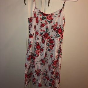 Divided Dresses - Floral dress